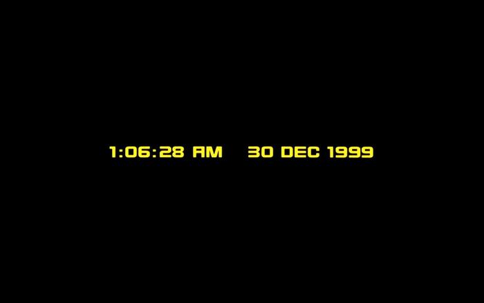 Strange Days (1995) trailer and titles 26