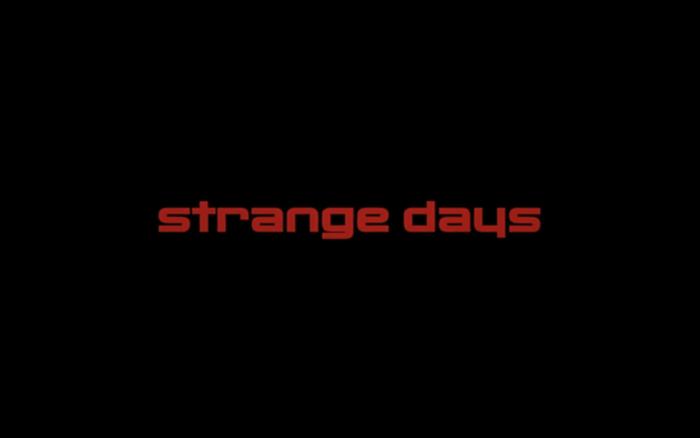 Strange Days (1995) trailer and titles 27