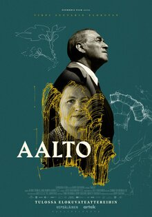 <cite>Aalto</cite> (2020) movie posters and DVD cover