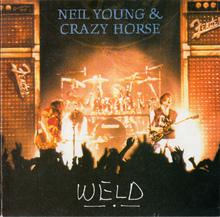 Neil Young &amp; Crazy Horse – <cite>Weld</cite> album art