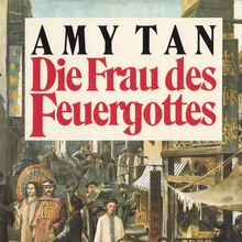 <cite>Die Frau des Feuergottes</cite> by Amy Tan (Bertelsmann Club)