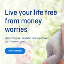 MyBudget website and logo