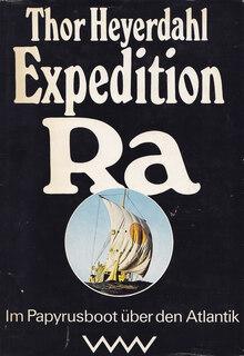 <cite>Expedition Ra</cite> by Thor Heyerdahl (Volk und Welt)