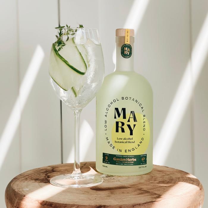 Mary botanical spirit 2