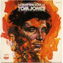 Tom Jones – <cite>The Body And Soul Of Tom Jones</cite> album art