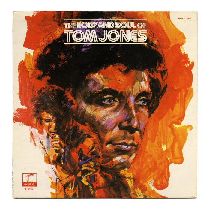 Tom Jones – The Body And Soul Of Tom Jones album art