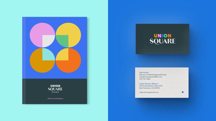 Union Square brand identity 2