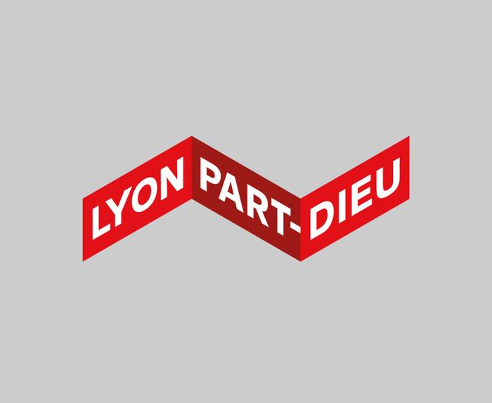Lyon Part-Dieu business area 1