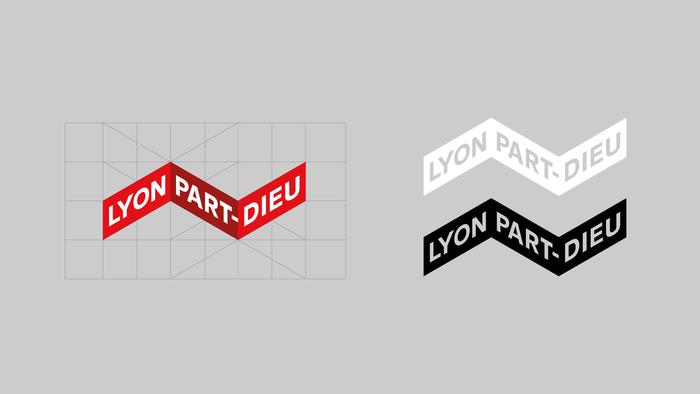 Lyon Part-Dieu business area 2