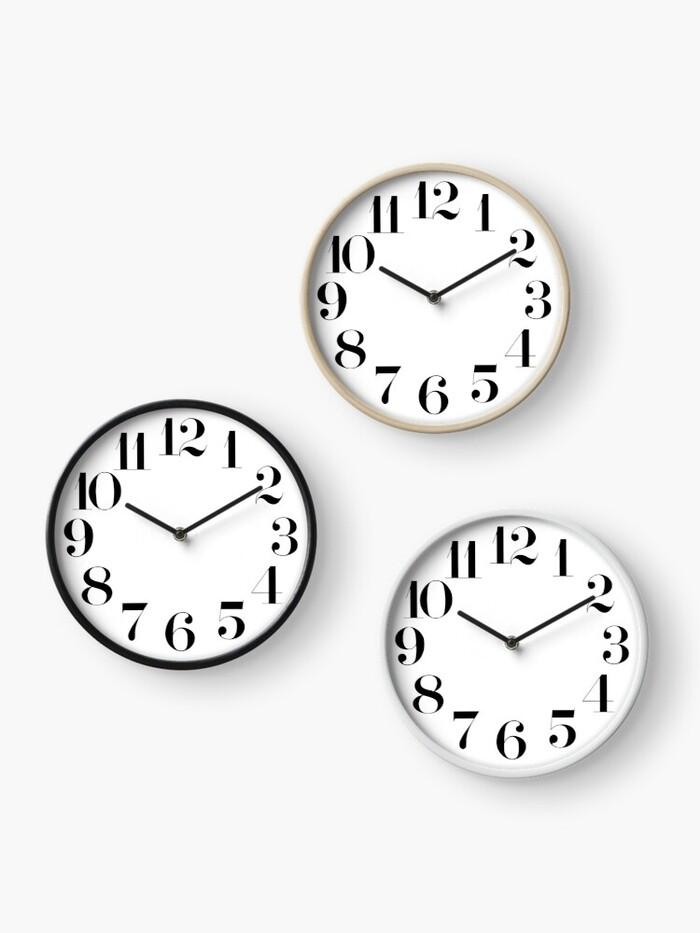 Didot Clock 2