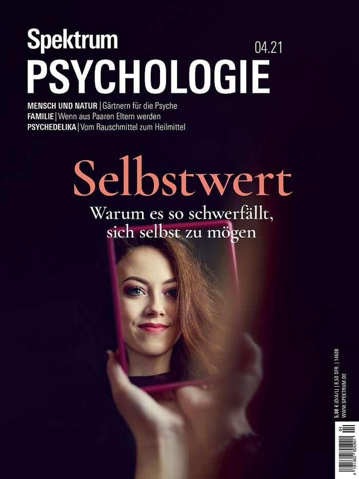 Spektrum Psychologie magazine covers 1