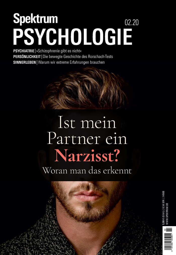 Spektrum Psychologie magazine covers 7