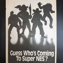 <cite>Teenage Mutant Ninja Turtles</cite> video game print ad