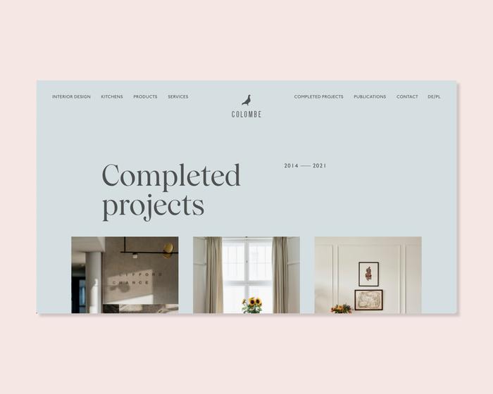 Colombe website 5
