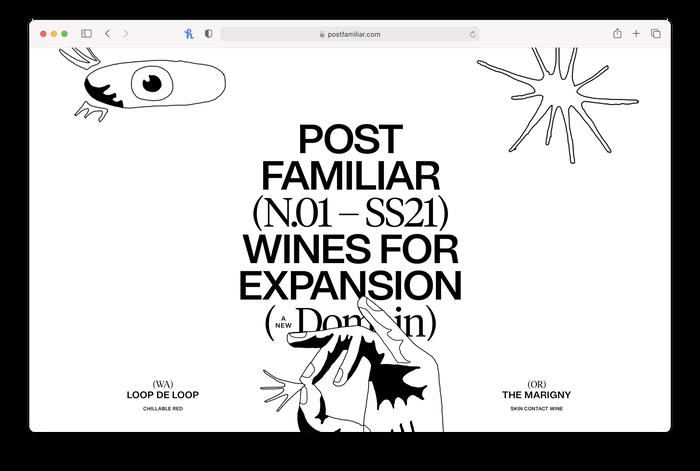 Post Familiar wine company 1