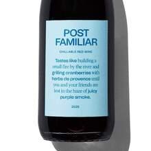 Post Familiar wine company