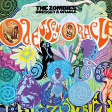 The Zombies – <cite>Odessey &amp; Oracle</cite> album art