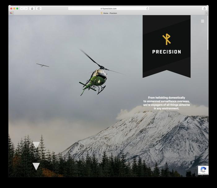 Precision website 2
