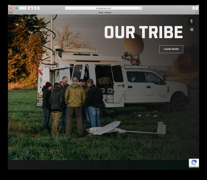Precision website 3