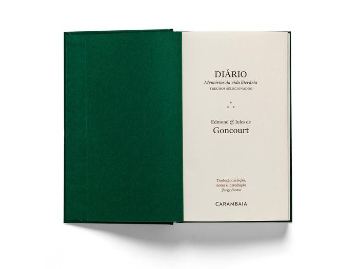 Diário Goncourt 3