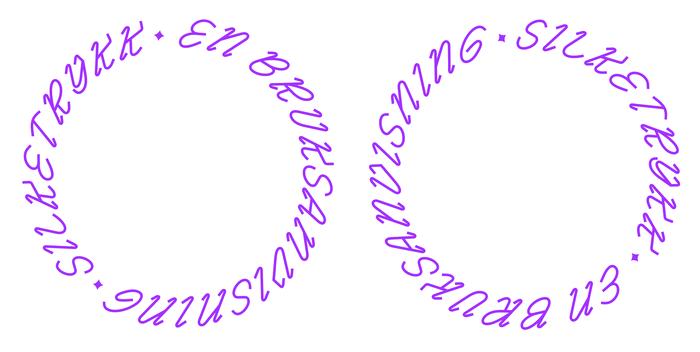 Bruksanvisning – a dog-like screen print workshop 1