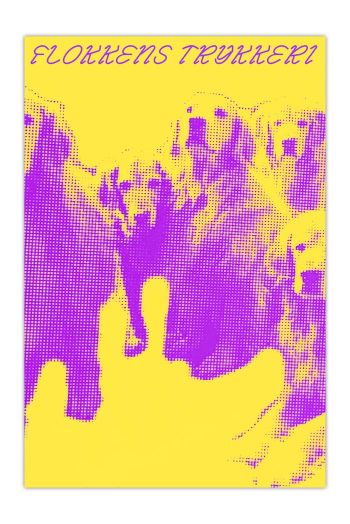 Bruksanvisning – a dog-like screen print workshop 2