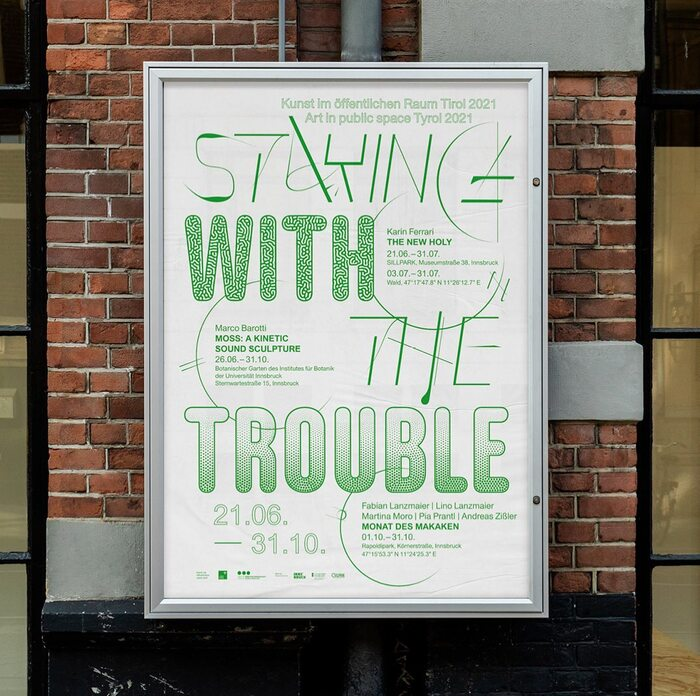 Staying with the trouble 1