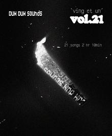 Dum Dum Sounds Vol. 21 flyer