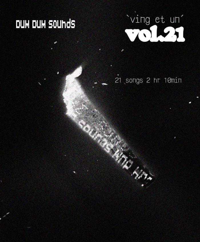 Dum Dum Sounds Vol. 21 flyer 1