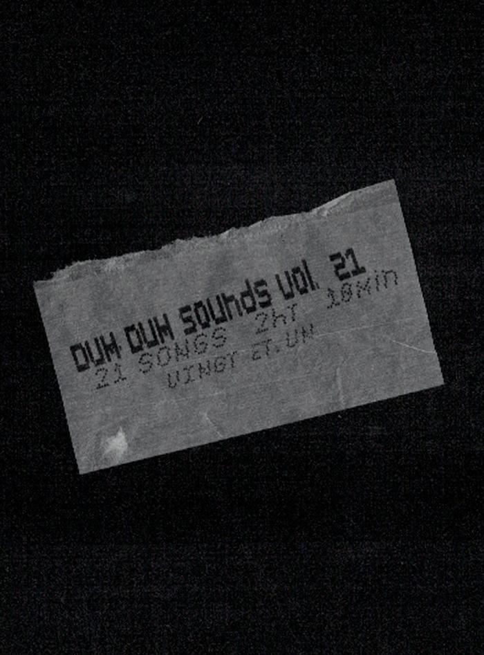 Dum Dum Sounds Vol. 21 flyer 3