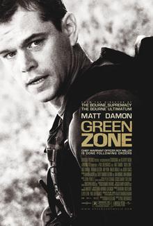 <cite>Green Zone</cite> movie poster