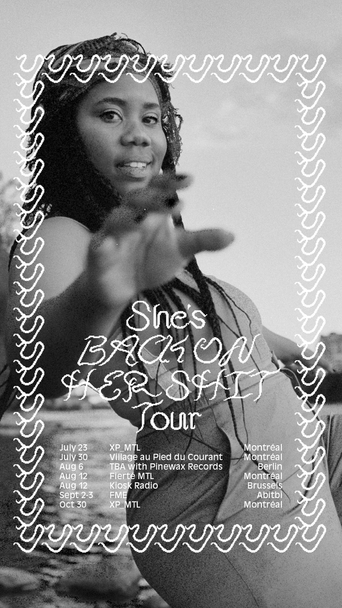 Gayance – She's back on her shit tour 4