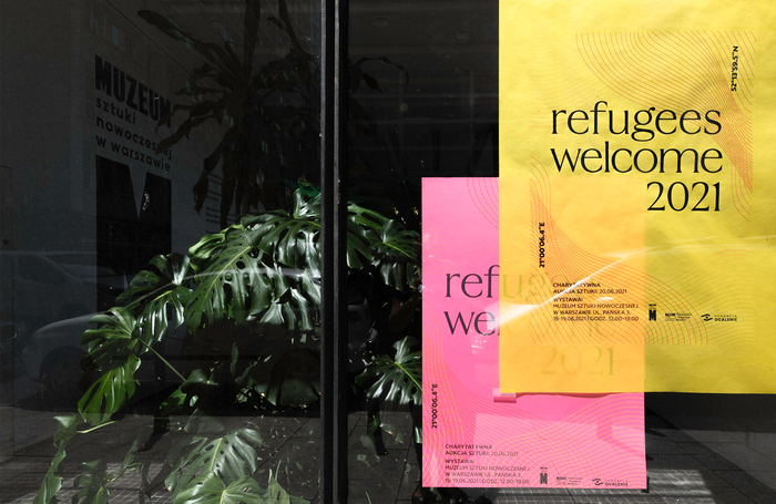 Refugees Welcome 2021 1