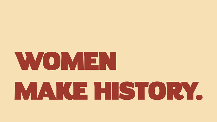 Women Make History campaign by GovLoop 2
