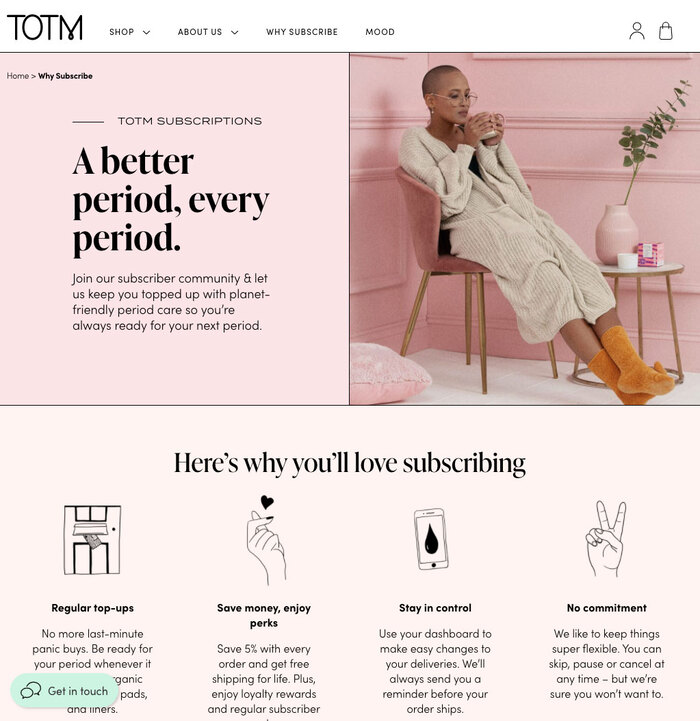 TOTM website 4