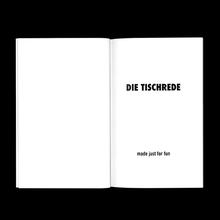 <cite>Die Tischrede</cite>