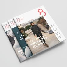 <cite>Paris 8e</cite> magazine