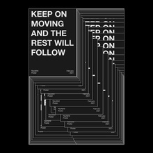 <cite>Keep On Moving</cite> animated poster