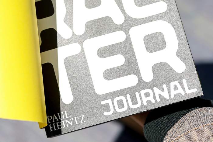 Character Journal by Paul Heintz 7