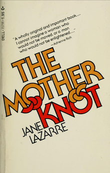 <cite>The Mother Knot</cite> by Jane Lazarre (McGraw Hill, 1976; Dell, 1977)