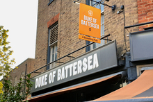 BrewDog Pub signs, London