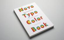 <cite>Novo Typo Color Book</cite> by Mark van Wageningen