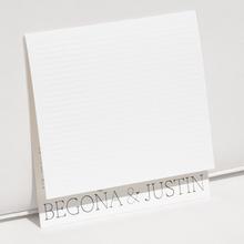 Begoña & Justin wedding cards