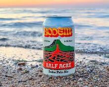 Half Acre's Bodem beer