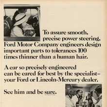 Ford Quality Car Care ad (1969)