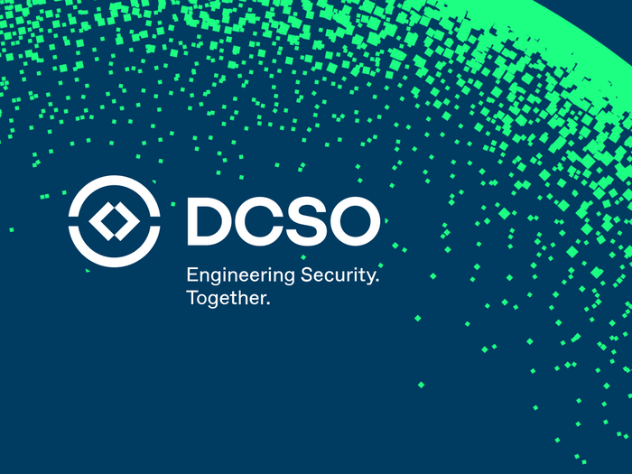 German Cyber Security Organization brand identity 1