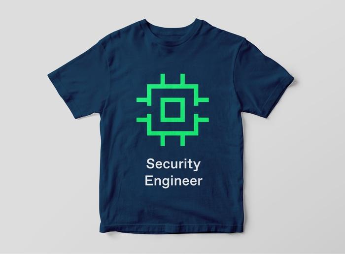 German Cyber Security Organization brand identity 6