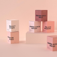 Homecoming identity and packaging