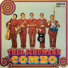 Theo Schumann Combo – <cite>Theo Schumann Combo</cite> album art