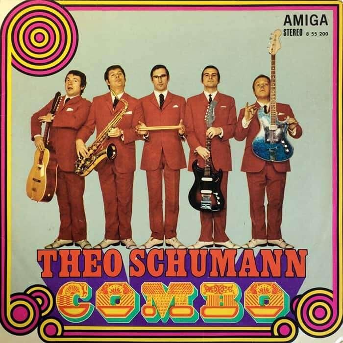 Theo Schumann Combo – Theo Schumann Combo album art